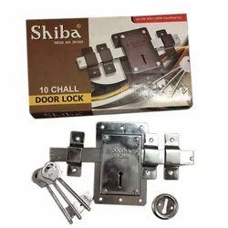 Shiba Lockes Stainless Steel 10 Chall Door Lock