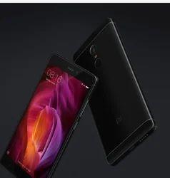Black Redmi Note 4 Mobile