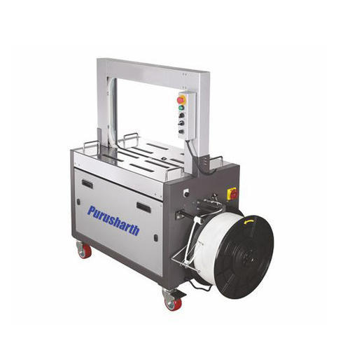 Purusharth Single Phase Fully Automatic Strapping Machines