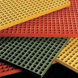 Rectangular FRP Grating