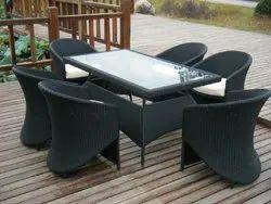 German Outdoor Wicker Furniture