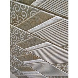 Matt Printed Designer Ceramic Wall Tile, Size: 300 x 300 mm, Thickness: 5-10 mm