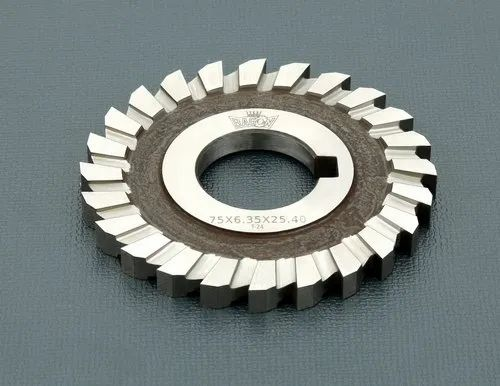 HSS Side Face Milling Cutter