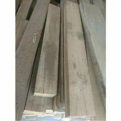 10 To 12 feet Rectangular Teak Hardwood Plank for Furniture, Thickness: 20 To 25mm