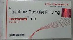 Tacrocord Tacrolimus 2.0 mg Capsule