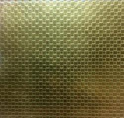 Gold Linen Emboss Designer Sheet