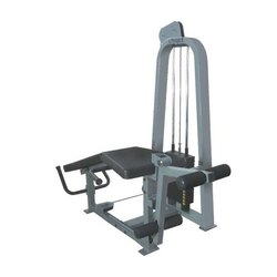 Leg Exercise Machine With Curl Lying