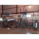 Mini Milk Pasteurization Plant