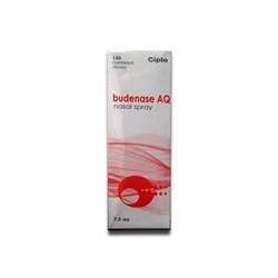 Budenase AQ Nasal Spray , Budesonide
