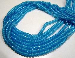 Blue Topaz Beads