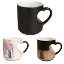 Heart Shape Magic Mug 11oz