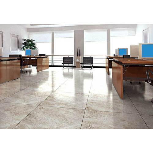 Office Floor Tile at Rs 320 /piece | Tile Flooring, फ्लोर ...