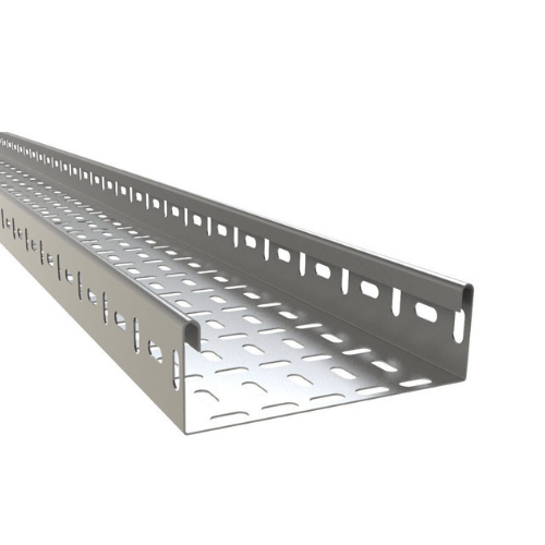 G I Perforated Cable Tray - GI Perforated Cable Tray