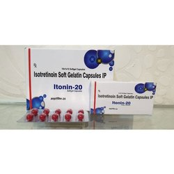 Isotretinoin Soft Gelatin Capsules IP