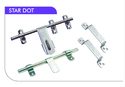 Star Dot Stainless Steel Door Kit