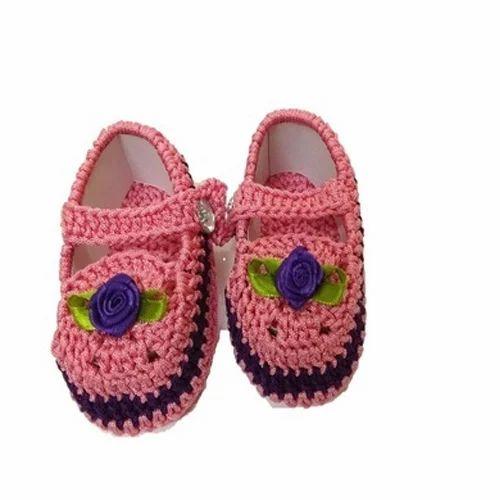 Step Newborn Baby Booties, Rs 150
