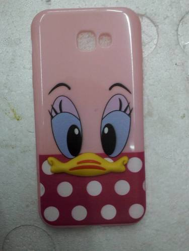 new style 21963 a84c2 Cartoon Design Mobile Back Cover