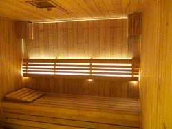 Sauna Bath Wooden Room Sauna Bath Room Manufacturer From