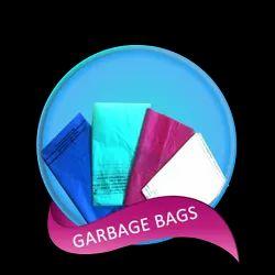SYMBIO Plastic Compostable Garbage Bags, Design/Pattern: Plain