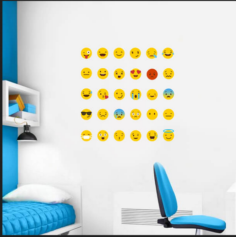 Emoji Wall Art  sc 1 st  IndiaMART & Emoji Wall Art at Rs 1829 /piece | Deewar Kala ????? ...