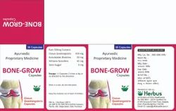 Bone Tissue Growth Capsules