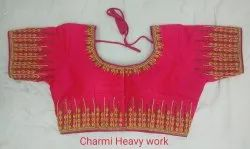 Charmi Heavy Hand Work Blouse