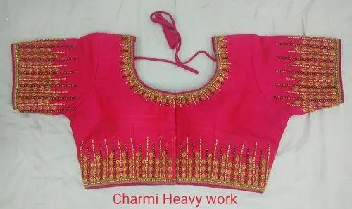 Charmi Heavy Hand Work Blouse