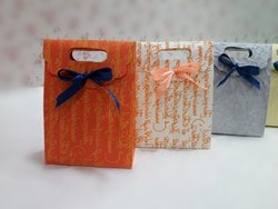 None Brand Paper Printed Gift Bag