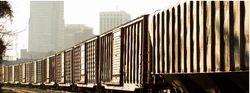 Intermodal And Rail Service