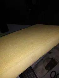 Yellow PU Foam Sheet