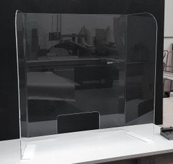 Covid Protection Acrylic Screen