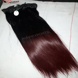 Straight Indian Human Remy Hair