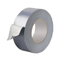 SILVER Single Side Duct Tape