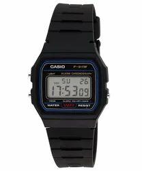 Casio Vintage Series Digital Black Dial Mens Watch