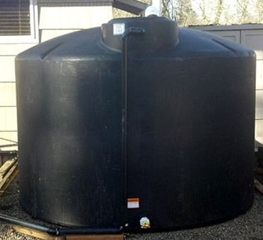 Residential Water Tank Cleaning