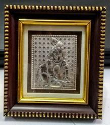 Silver Foil God Frames