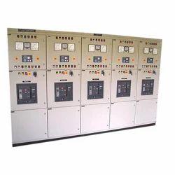 Automatic Mild Steel DG Synchronization Panel, IP Rating: IP55