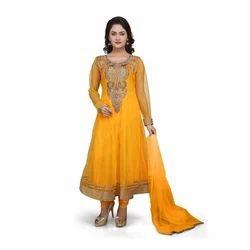 Yellow Ladies Suit