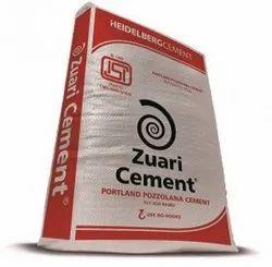 ZAURI PPC Cement, Packaging Size: 50KG, Cement Grade: General High Grade