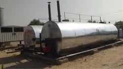 Direct Heating Bitumen Tank 30 Ton