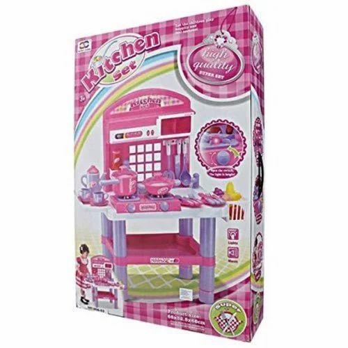 Baby Girls Plastic Kitchen Set Kid Toy Rs 1599 Piece Latest