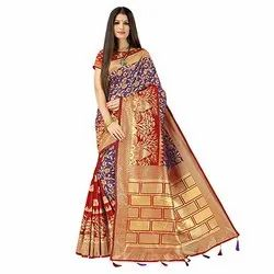 992 Party Wear Art Silk Saree