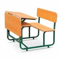 Capella Modern 2 Seater School Desk