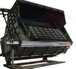 10 Tons Aluminium Melting Skelner Reverberatory Furnace