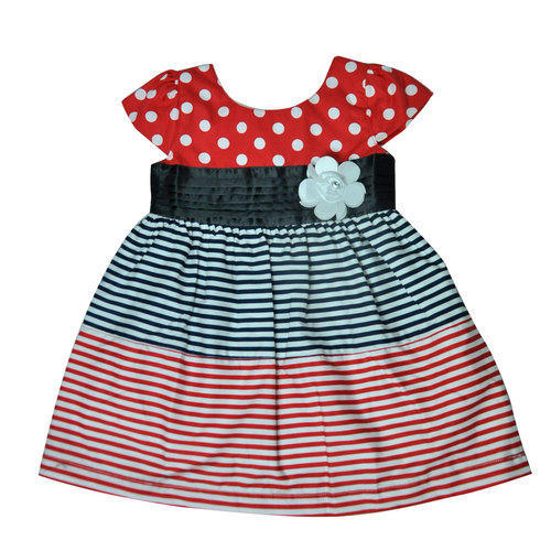 21f011ae27a9 Regular Wear Fancy Baby Frock, Rs 250 /piece, Dwiti Creation | ID ...