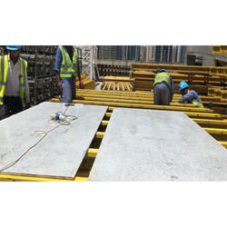 Shuttering Recycled Sheet