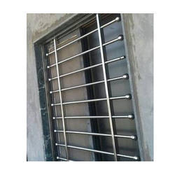 Metallic Grey SS Window