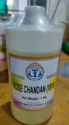 OMTIRTH Rose Chandan Agarbatti Fragrance