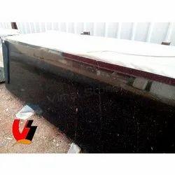 Polished Slab Galaxy Brown Granite, Thickness: 15-20 mm