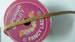 Embroidered Dori Lace